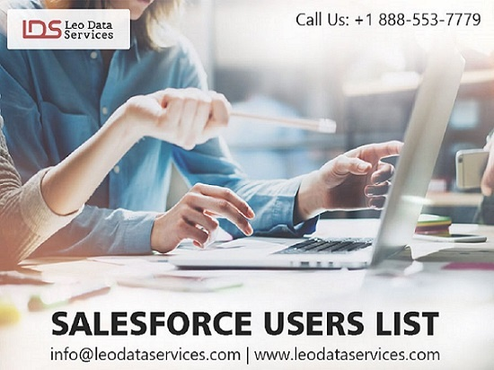 Is there a list of companies that use Salesforce? - Quora
