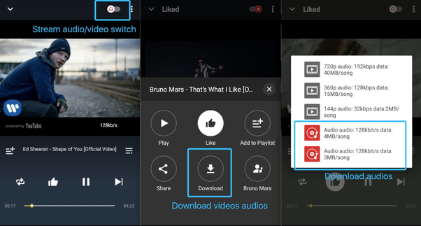 How to download only the audio from this 3 hour youtube video quora tuber is best for download or stream audio from youtube tubermusic best youtube video downloader ccuart Gallery