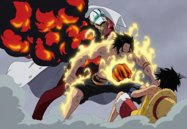 Who would win, Akainu and Aokiji vs Natsu and Gray? - Quora