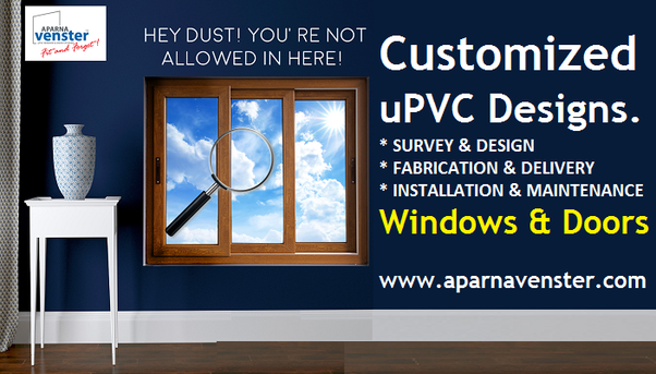 Our uPVC windows and doors provide a perfect balance between energy efficiency and comfortable living.  sc 1 st  Quora & Who is the best UPVC Windows supplier in Bangalore? - Quora