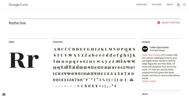What do you do if Wordpress doesn't have the font that you need? - Quora