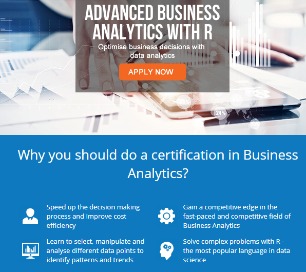 What Are The Best Certifications Courses For Data Science