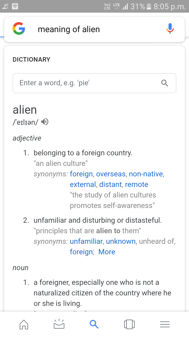 Are you an alien (no offence)? - Quora