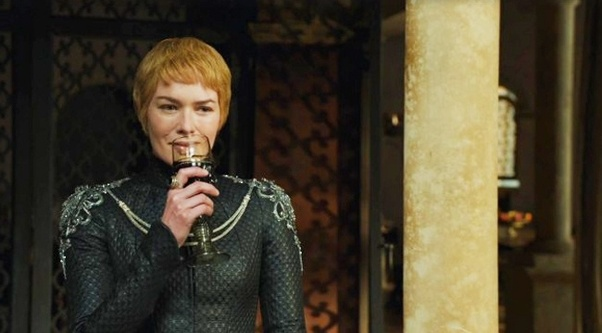 Cersei's actions seem to be rhyming with the Mad King's obsession ...