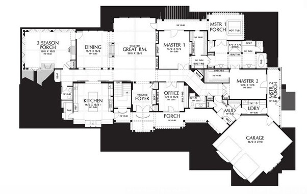 What are some common mistakes made when designing a floor plan for a