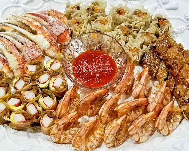 what's the 'four seasons' dish on chinese restaurant menus
