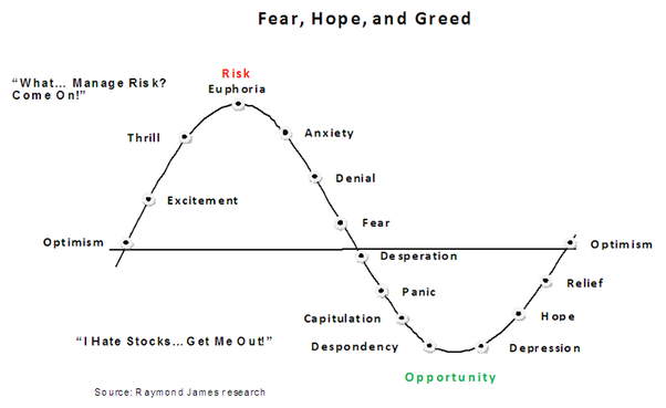Market Sentiment and Our Emotions - Strategy That Will Make