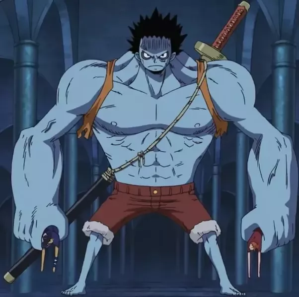 who is stronger nightmare luffy or luffy with gear 4 quora