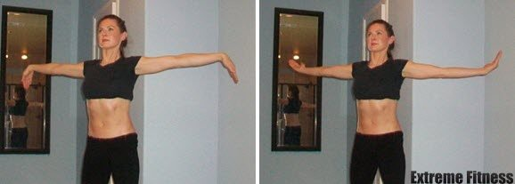 Tighten flabby arms after major weight loss image 5
