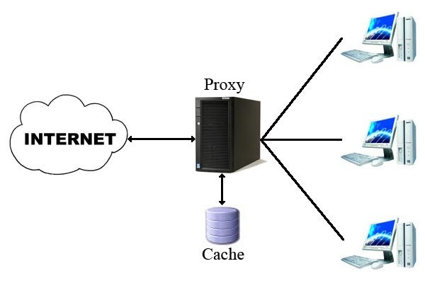 difference between proxy and firewall pdf