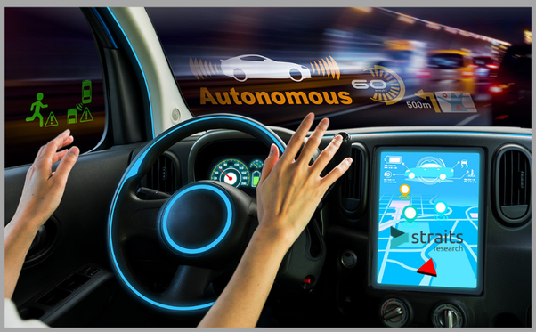 What are key players in the autonomous vehicle market apart