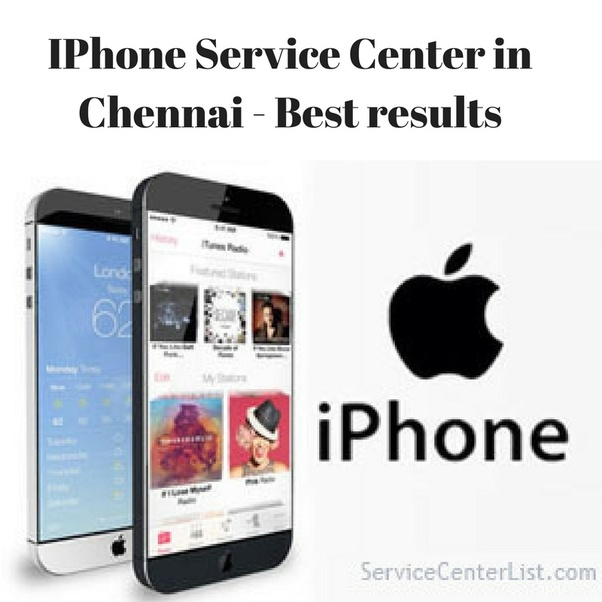 Which is the best iPhone service center in Velachery? - Quora