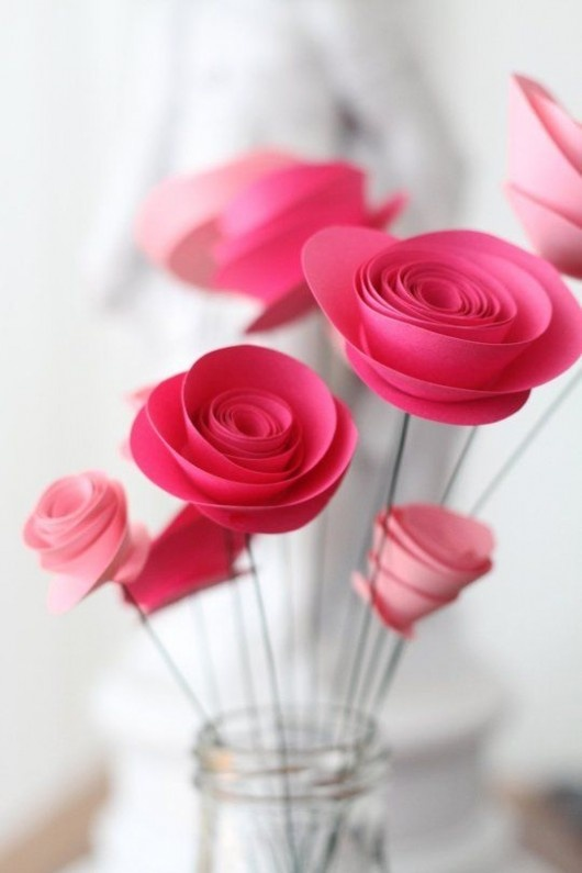 What Are Some Creative Ways To Make Paper Flowers Step By Step Quora