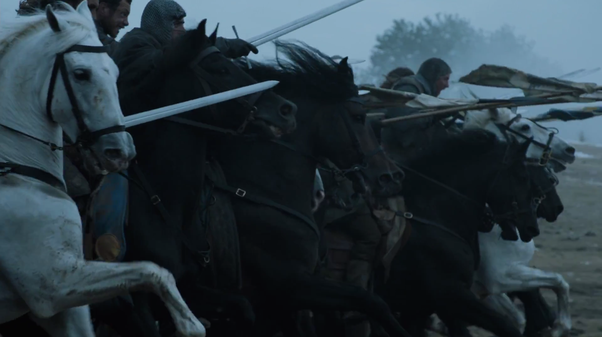 How Would A Full Scale War Between The Night Kings Army And Danys