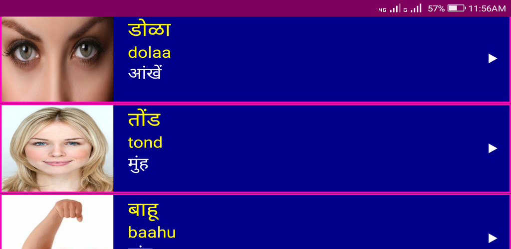 What are the best books to learn Marathi at a beginner