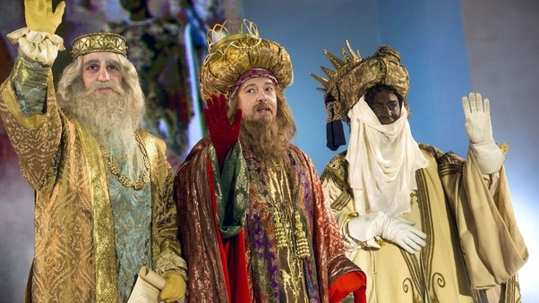 Where did Los Reyes Magos or three wise men (kings) come from ...