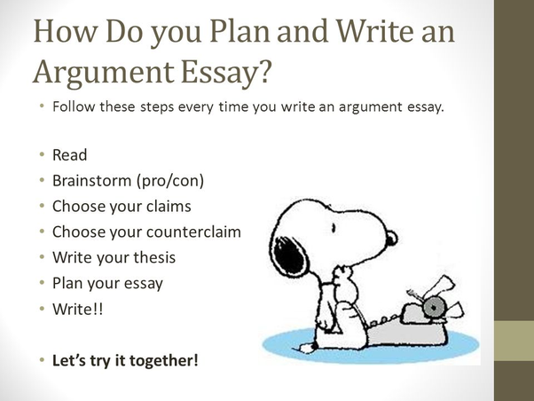700 Word Essay Source Easy Argumentative Essay Topics For College Students Essay Outline Samples also Code Of Ethics Essay How To Write An Argumentative Essay  Quora Tortilla Curtain Essay
