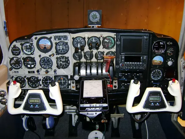 What Is The Name Of The Steering Wheel Of An Aircraft Quora