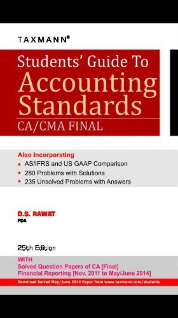 INDIAN ACCOUNTING STANDARDS BOOK DOWNLOAD