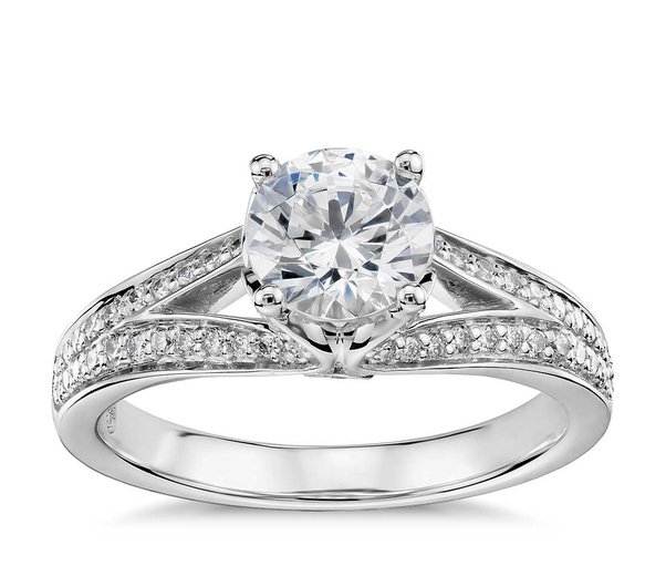 What are the different types of engagement rings? - Quora