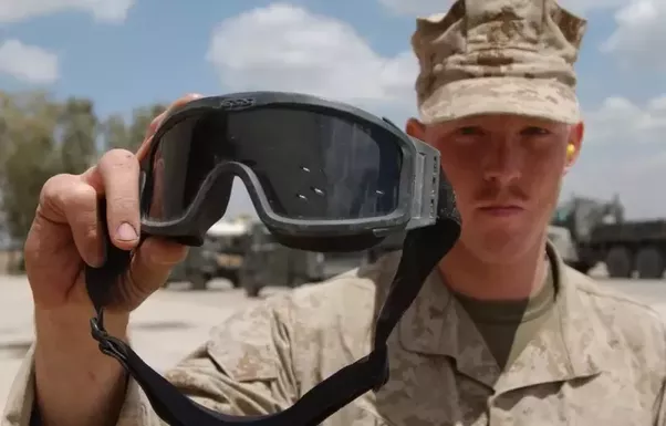 Why Do Us Soldiers Wear Sunglasses Quora
