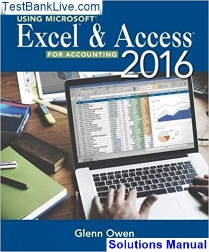 Where can I download 'Using Microsoft Excel and Access 2016