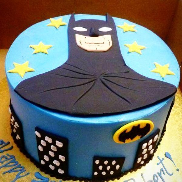 Surprising What Are Some Pictures Of Batman Cake Decorating Ideas Quora Funny Birthday Cards Online Elaedamsfinfo