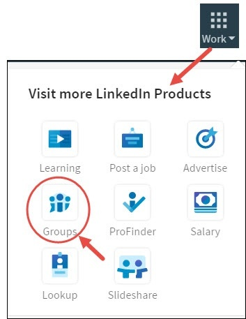 Each LinkedIn Group Has Its Own Menu Structure Including: Conversations,  Jobs, And Search. Click On The Jobs Link To Find Job Posted Specifically To  That ...