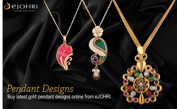 78f41f1ee ... designs of gold pendants and diamond pendants online. India's top  jeweller's best product designs are listed over there to give you the  convenience to ...