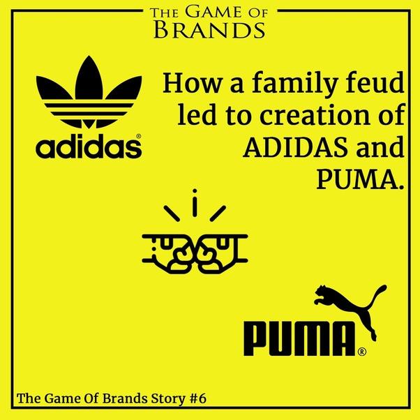 3f288d24156e How a family feud led to creation of Adidas and Puma