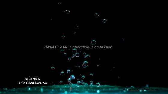 Why does the separation stage of the twin flame journey seem the