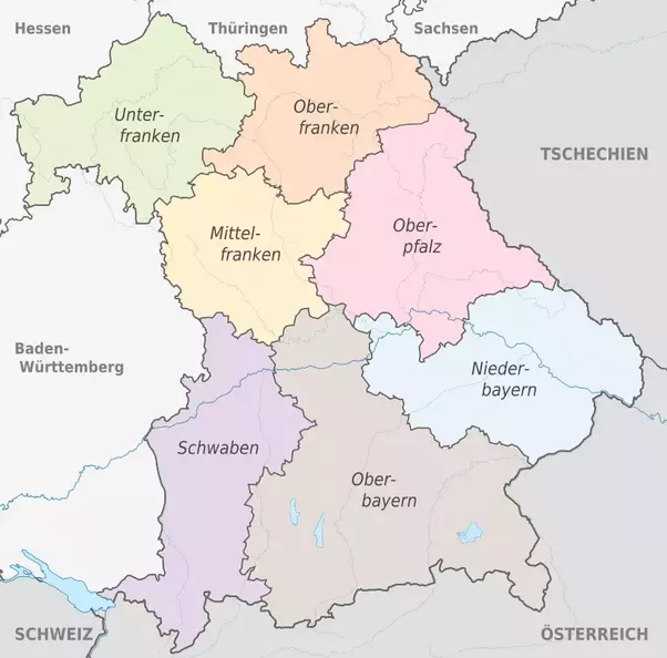 How is Bavaria different from the rest of Germany Quora