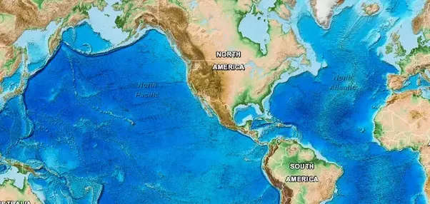 Why is the pacific sea floor sunk and the atlantic sea floor the answer of course is plate tectonics the pacific is a big ocean largely formed of rather old oceanic crust whilst the atlantic is newer and dominated by sciox Images