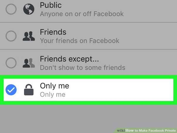 How to remove Facebook profile picture without deleting it ...