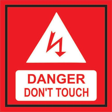 Why Is A Red Colour Always Used To Indicate The Symbol Of Danger