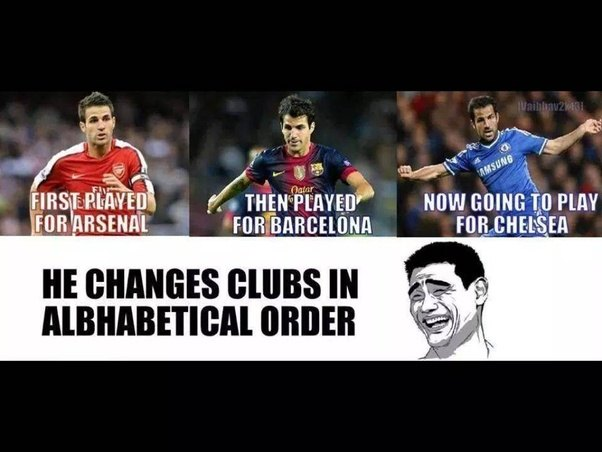 Funny Memes For Football : Which is the funniest football meme you have come across? quora