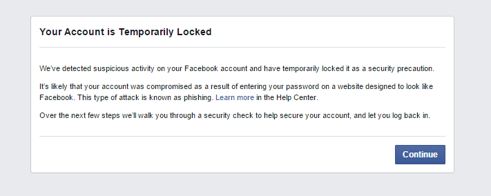 How to recover a Facebook account, when it is blocked - Quora
