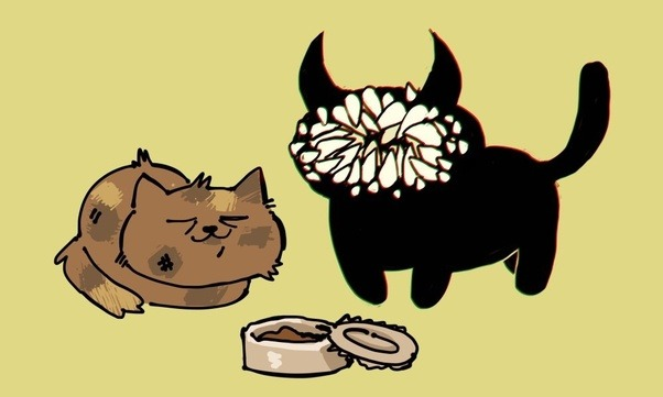 how to attract glunkus and hobo on neko atsume quora. Black Bedroom Furniture Sets. Home Design Ideas