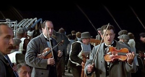 Who Were The Titanic S Musicians Did They Play As The Ship Sank And Did They Survive The Sinking Quora