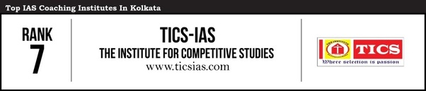 What is the best institution to prepare for IAS in Kolkata