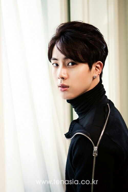 What Are Some Of Your Favorite Pictures Of Black Haired Jin Bts Quora