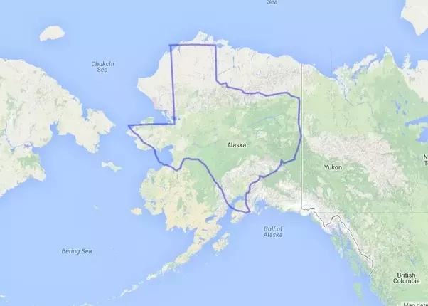 Is Alaska Bigger Than Texas Quora