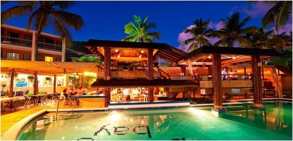 Almost All Of The Hotels Have Retion Providing Quality Services To Its Customer So That Travelers Say Good Bye Us Virgin Islands In A