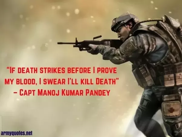 Which Are The War Slogans Of The Indian Army Quora