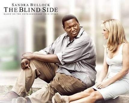 The Blind Side Depicts The Story Of Michael Oher A Homeless African American Youngster From A Broken Home Taken In By The Touhys A Well To Do White