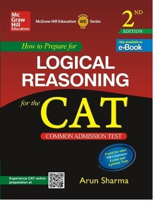 How did you prepare for cat which books did you refer to quora prepare for logical reasoning for the cat english 2nd edition buy how to prepare for logical reasoning for the cat english 2nd edition by sharma a fandeluxe Image collections