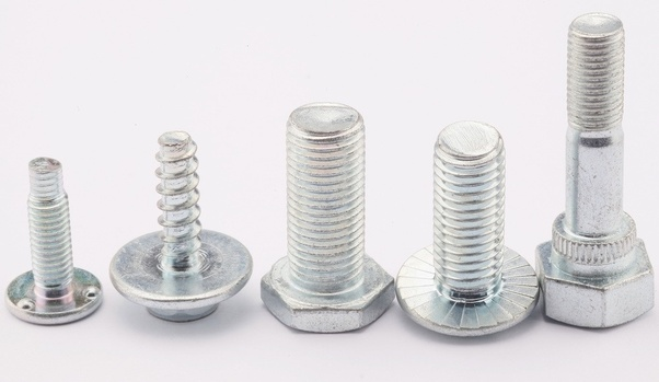 What Are The Different Kinds Of Fasteners Quora