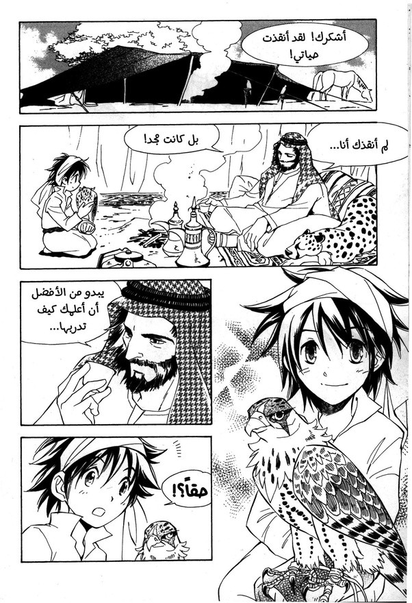 Do Arabic speakers read comics from right to left? - Quora