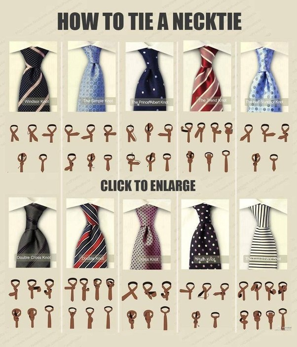 Ways To Tie A Knot: How To Make A Tie Knot