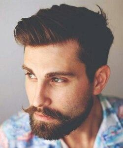 These Are Some Unique Beard Styles For You. I Think You Have To Style Your  Beard According To The Ocassion Or Type Of Look You Want. Some Are As  Follows.